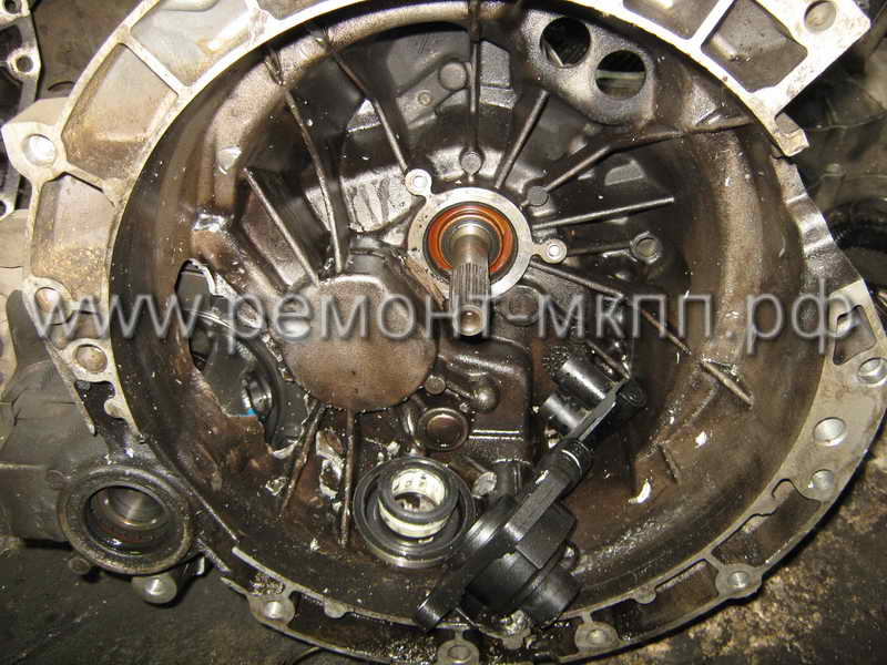ремонт КПП для Ford Focus
