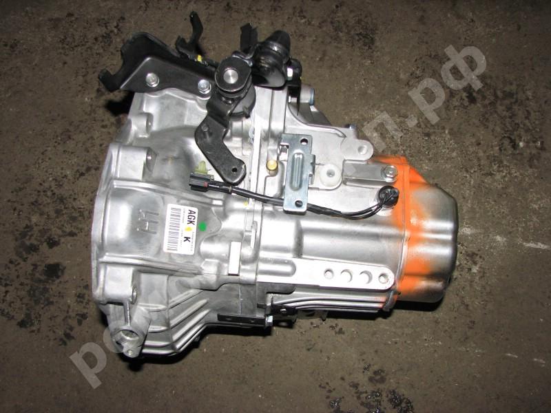 МКПП Chevrolet Aveo 1.2L