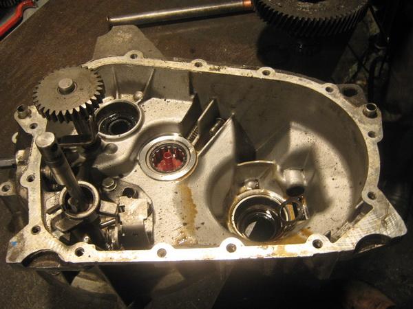 Ремонт механических коробок передач