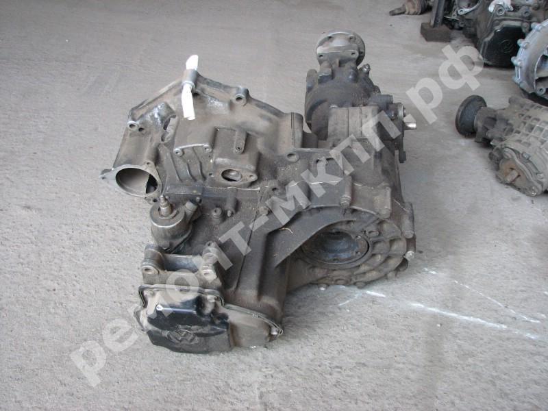 Ремонт КПП Volkswagen